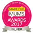 nagroda Made for Mums 2017 Award Silver